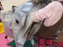 機械カバー(防水帆布)