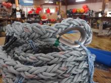 クロスロープのアイスプライス加工