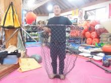 タモ網(マグロ用)