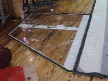 オーニングシート修理