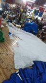 ヨットセイル修理
